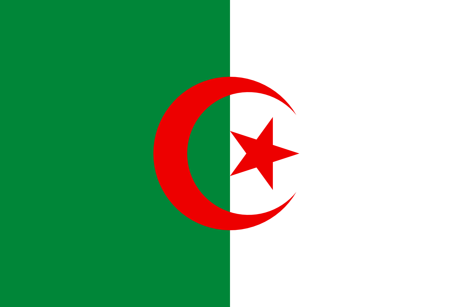 e7b3437d37d0 Algeria Filter - For Facebook profile pictures