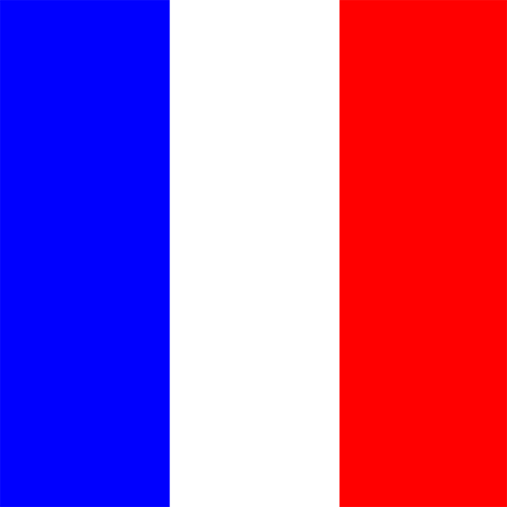 France Filter - For Facebook profile pictures, Twitter