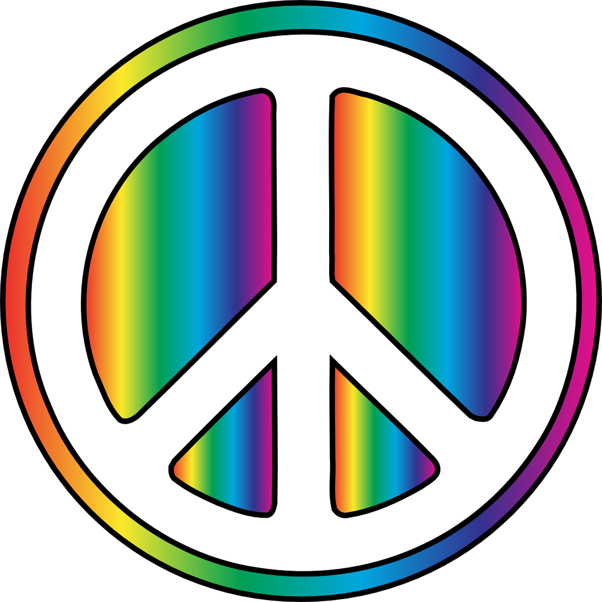 Rainbow peace sign filter for facebook profile pictures twitter rainbow peace sign filter for facebook profile pictures twitter profile pictures youtube profile pictures cover photos banners and logos biocorpaavc