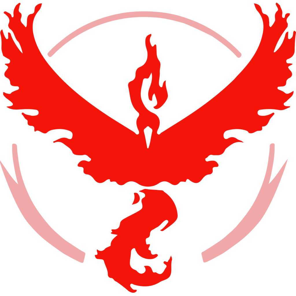 Team Valor Filter - For Facebook profile pictures, Twitter profile